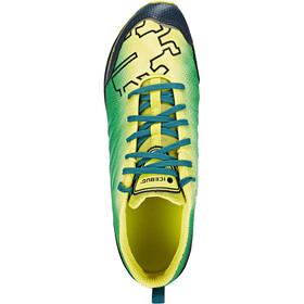 Icebug Anima5 BUGrip - Chaussures running Homme - bleu/turquoise